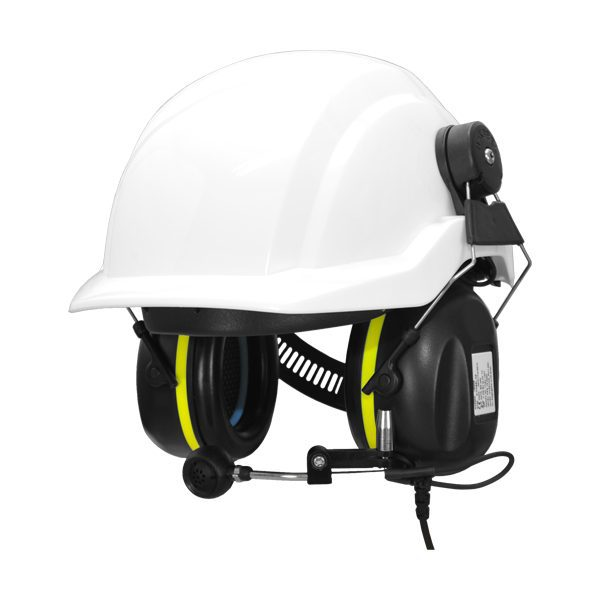 SWATCOM A-KABEL Passive headset (Helmet Attached)