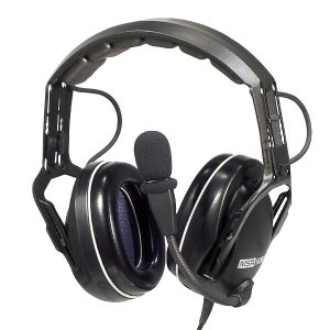SWATCOM MSA Heavy-Duty Headset Headband with Latching PTT