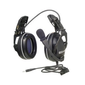 SWATCOM Multicom CC Passive Headset with Latching PTT