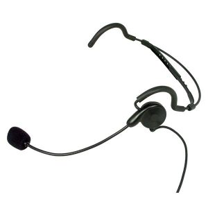 SWATCOM DX Lightweight, Behind-Head Headset