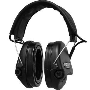 SWATCOM Active8 Waterproof Headset Black