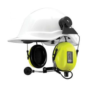 2talk ARBORCOM Helmet Attached, Hi-Viz Yellow