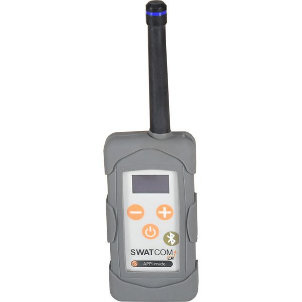 SWATCOM DX LR Full-Duplex Communication Transceiver