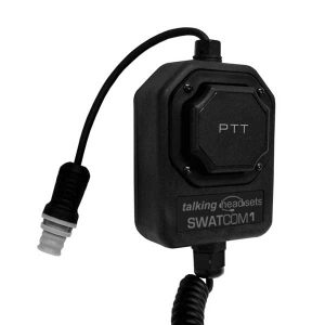SWATCOM SC1 Press-To-Talk Switch Waterproof