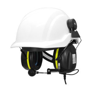 SC34 SWATCOM A-Kabel Helmet Attached